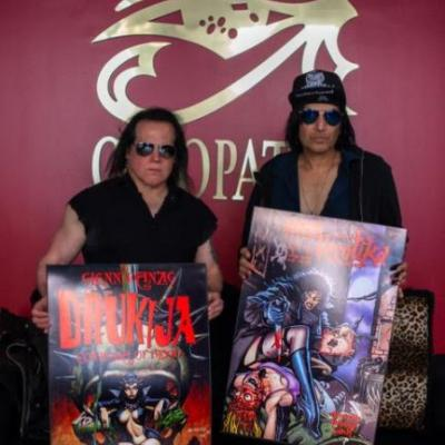 GLENN DANZIG Signs Feature Film Deal With CLEOPATRA ENTERTAINMENT