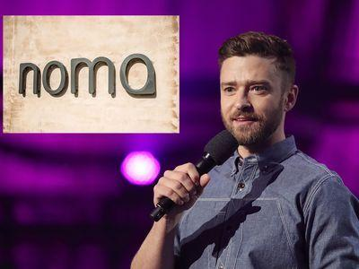 The Noma Team Served Bugs at Justin Timberlake's Album Party