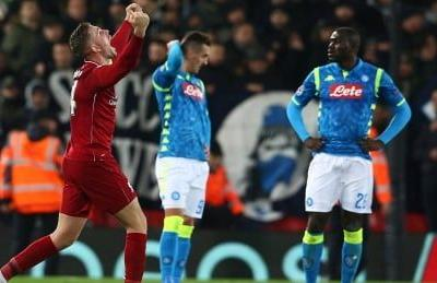 English teams edge Italians to advance in Champions League