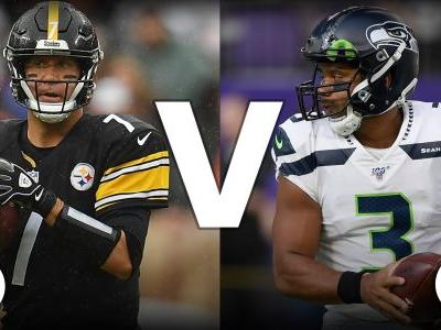What channel is Steelers vs. Seahawks on today? Time, TV schedule for Week 2 game