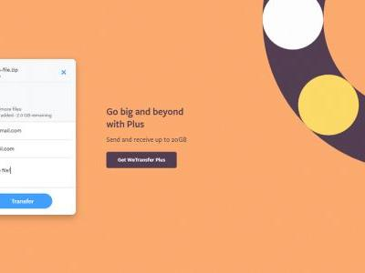 WeTransfer suffered a security incident last week
