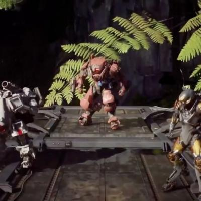 E3 2018: Four Solid Minutes of Anthem Gameplay