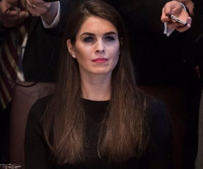 Ex-Trump top aide Hope Hicks to testify before House panel