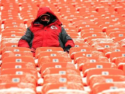 NFL playoffs 2019: Weather in Kansas City could affect Chiefs-Colts game
