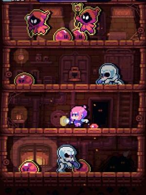 Vanquish Ghosts this Fall in 'Candies N' Curses' from Crescent Moon Games and Tako Boy Studios