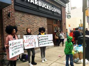 Protests planned for Starbucks where 2 black men arrested