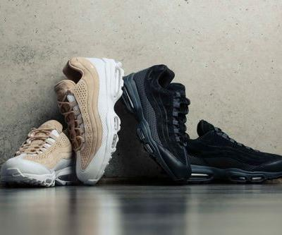 BILLY'S Unleashes Two Ultra-Clean Nike Air Max 95 Exclusives