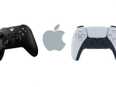 Apple Xbox Series X and PS5 Controller Support via Bluetooth in the Works-Document Aims Next Update