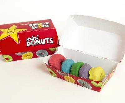 I tried the new 'Froot Loops Mini Donuts' people can't stop talking about and cereal fans won't be able to get enough