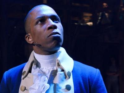 'Hamilton' Comes Home, Just In Time For The Fourth Of July