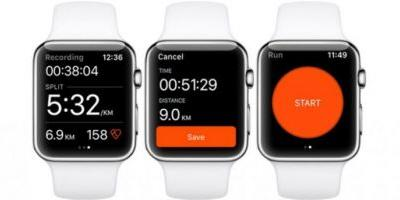Strava Launches Apple Watch App With GPS Support For Series 2 Owners