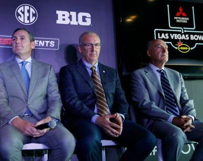 Las Vegas Bowl to have new home, will bring in SEC, Big Ten