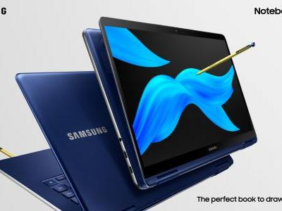 Samsung debuts Notebook 9 Pen with fresh design, introduces 15-inch model