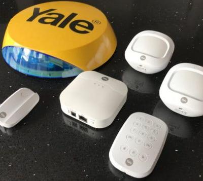 Yale Sync Smart Home Security Alarm review