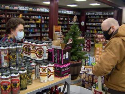 West Michigan celebrates New Year's Eve 'smart, safe, small'