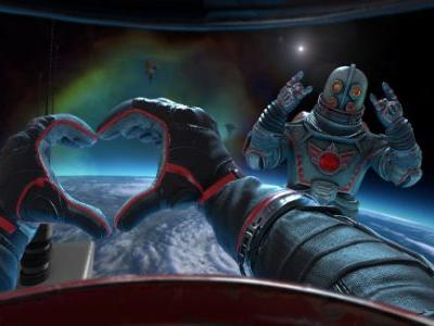 Space Junkies hands-on - Ubisoft's crazy VR arcade space shooter with jetpacks