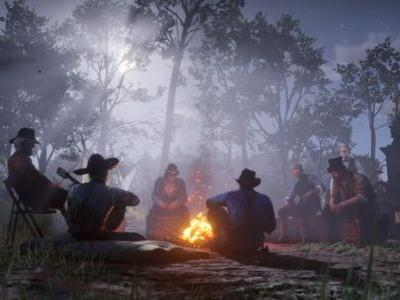 Here's how camp and character customisation works in Red Dead Redemption 2