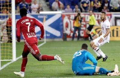 TFC's playoff hopes on life support after loss to Red Bulls