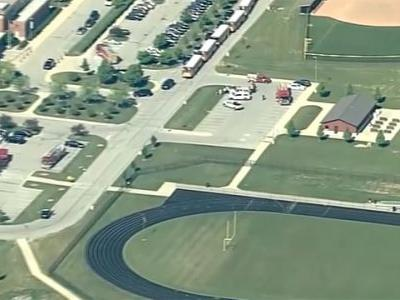 Police: Wounded Indiana middle school student in critical condition