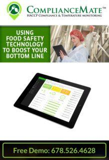 Latest food safety technology will boost your bottom line