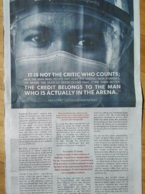Hypocritical food ad of the week: Smithfield complains about its critics