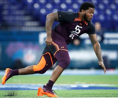 NFL Draft: How Giants could address O-linemen, D-linemen and edge rusher positions