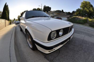 11tuning: A fish eye view when my car had RSs on it. Can spy my
