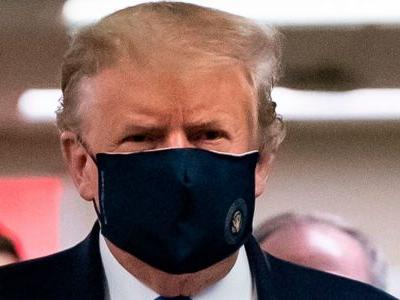 Trump claims he 'up-played' the COVID-19 crisis despite admitting on tape that he 'downplayed' the pandemic from the start