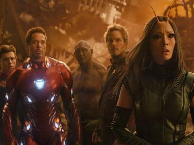 'Avengers: Infinity War' had a record-breaking Sunday that pushed it even further into the No. 1 spot for all-time opening