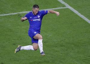 Real Madrid signs Eden Hazard from Chelsea