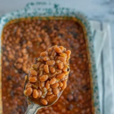 Grandma Lucy's Baked Beans Recipe