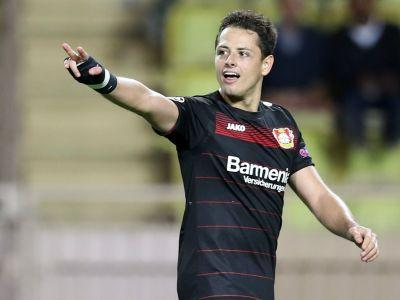 Chicharito is extraordinary, but Leverkusen only win as a team - Schmidt