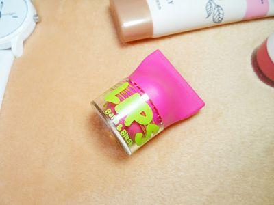 Maybelline Baby Lips® Balm & Blush `Flirty Pink` / Review & Swatches