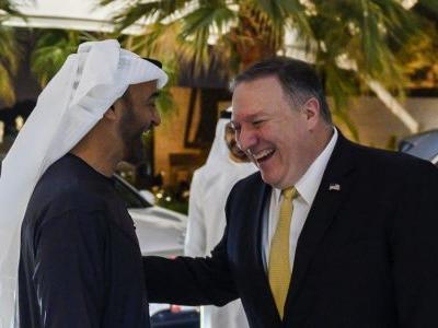 Pompeo applauds Qatar's assistance while on Mideast tour