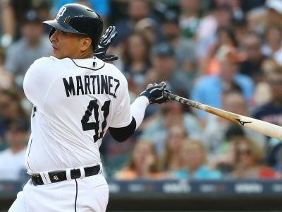 Tigers' Victor Martinez will play final game Saturday before retiring