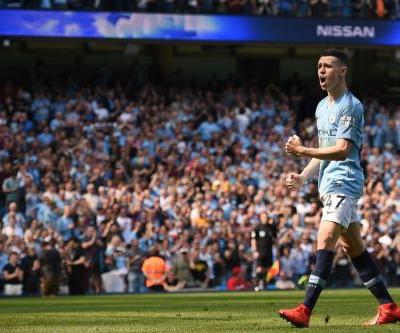 'I'm a genius': Guardiola hits back as Foden keeps title in Man City's hands