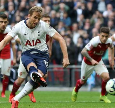 'Tottenham came out fighting' - Kane hails response in derby draw with Arsenal