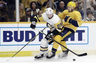 Penguins sign D Pettersson to 5-year extension