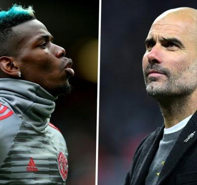 Guardiola makes sensational Manchester derby claim: Raiola offered Pogba to Man City in January