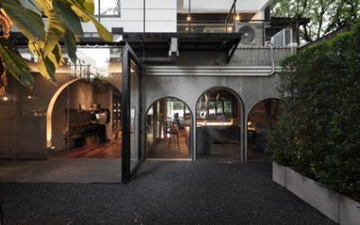 Cuisine de Garden BKK / Integrated Field