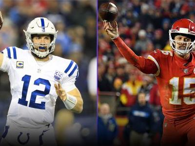 NFL playoffs: Picks, odds for Colts vs. Chiefs divisional-round game