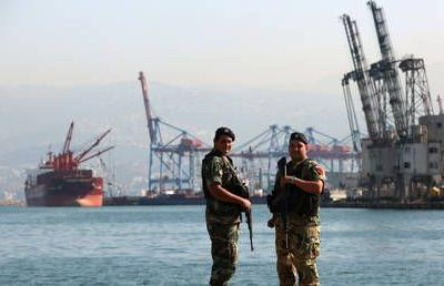 Lebanon agrees 'framework' to negotiate on disputed maritime border with Israel - senior official