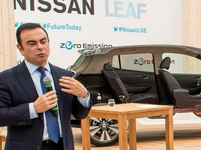 The Disgraced Ex-Nissan CEO Has Now Quit Renault. From Prison