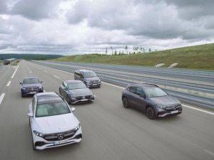 Mercedes-Benz Reveals Future Electric Strategy To Go All-electric By 2030