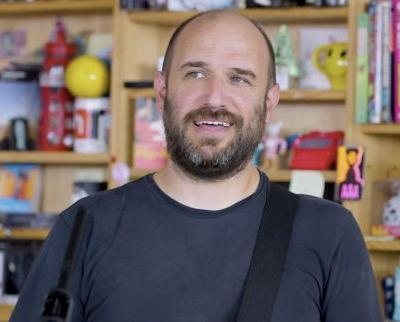 Marvel at Pedro The Lion's Quietly Crushing Tiny Desk Concert