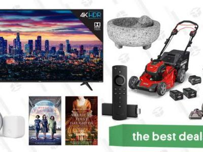 Sunday's Best Deals: TCL 6 Series TVs, Dyson, Amazon Devices, and More