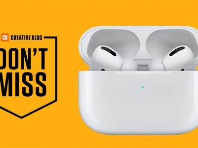 Save £60 with this AirPods Pro deal: Comes with Wireless Charging Case!