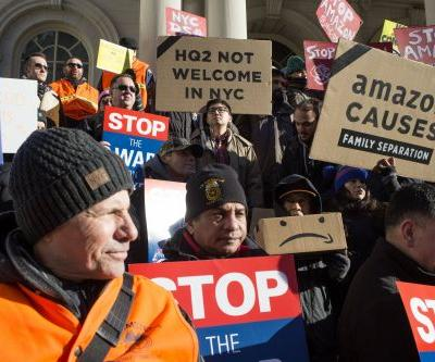 Amazon's decision to pull out of New York is being hailed as a success for activists