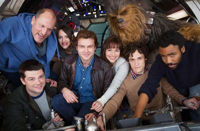 Plot And Cast On New Han Solo Star Wars Movie Revealed
