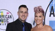 Pink Hurt Herself Slashing Husband Carey Hart's Tires Over Thanksgiving